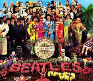 Beatles: Sgt Pepper's Lonely Hearts Club