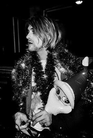 Kurt Cobain: Steve Gullick photograph