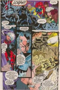 X-Men #25 (1993): Fatal Attractions