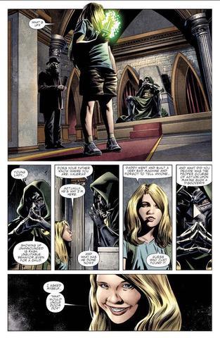 Loki Agent of Asgard 7: Doom and Valeria