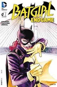 Batgirl Endgame #1 cover