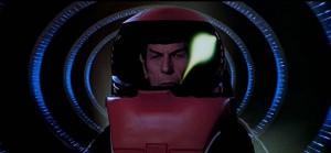 Spock in V'Ger: Star Trek The Motion Picture