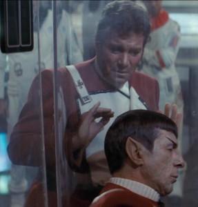 Star Trek II: The Wrath of Khan - Spock's death