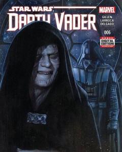 Marvel Darth Vader #6 (2015)