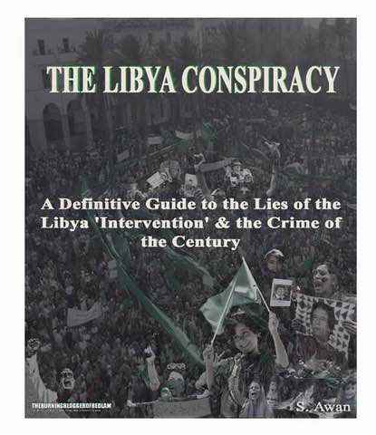'The Libya Conspiracy' ebook cover