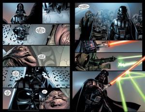 Marvel Darth Vader #1 (2015)