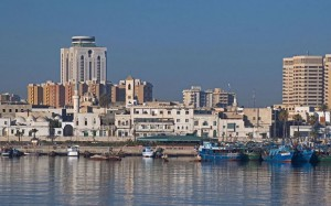 Tripoli, Libya, 1980s