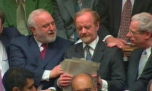Robin Cook, Iraq War resignation speech