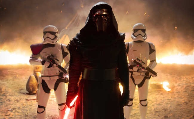 Kylo Ren: The Force Awakens