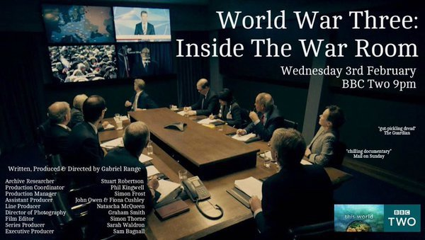 BBC Documentary: World War Three: Inside the War Room