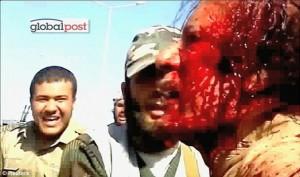Gaddafi murdered in Sirte, October 2011