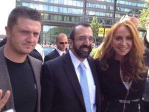 Robert Spencer, Tommy Robinson, Pamela Gellar