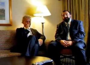 Geert Wilders and Robert Spencer
