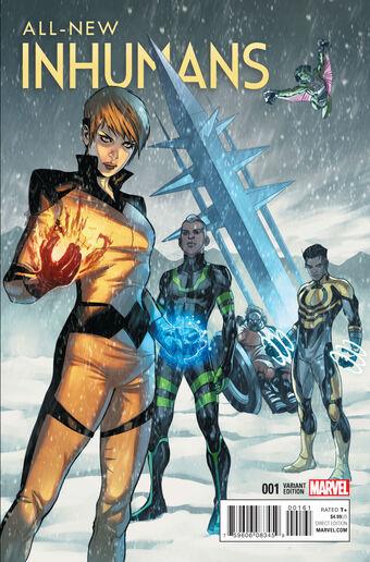 Marvel's ALL-NEW INHUMANS (2016)