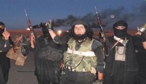 Teenage ISIS terrorists in Iraq