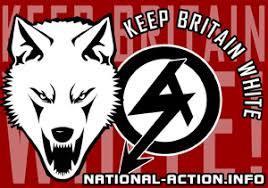 National Action logo