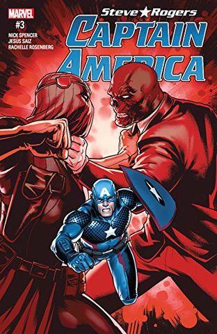 Captain America: Steve Rogers (2016)