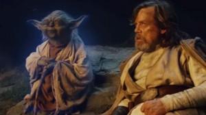 The Last Jedi: Yoda and Luke