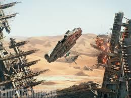 Millennium Falcon: The Force Awakens