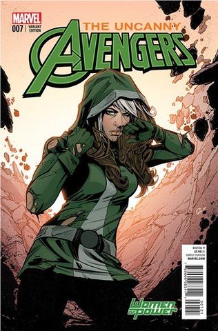 Uncanny Avengers Volume 3: Rogue