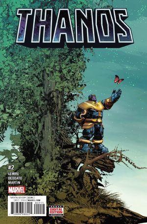 Thanos Volume 2 #2