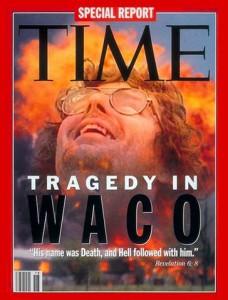 David Koresh, Time Magazine cover