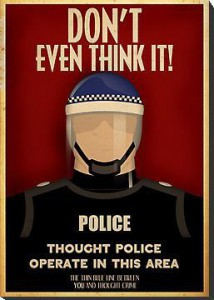 Censorship, Thought Police