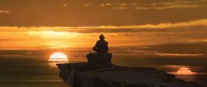Luke Skywalker's death in The Last Jedi