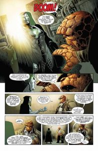 Marvel Two in One: Thing and Human Torch