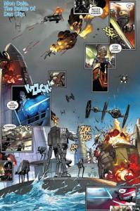Darth Vader #14: Mon Cala battle