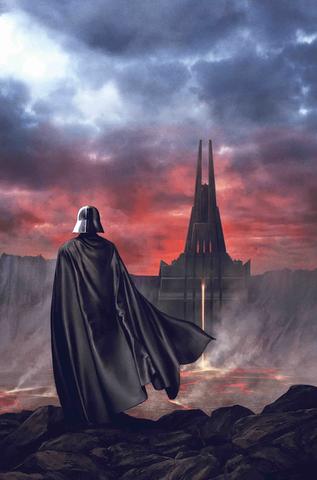 Darth Vader #25: Mustafar Castle
