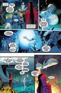 Fantastic Four comic (2018)
