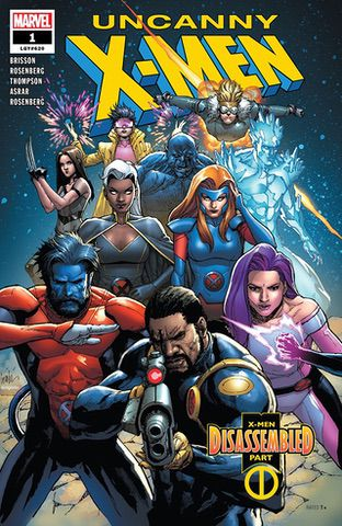 Uncanny X-Men #1: Disassembled