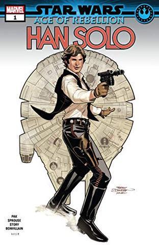 Star Wars Age of Rebellion: Han Solo