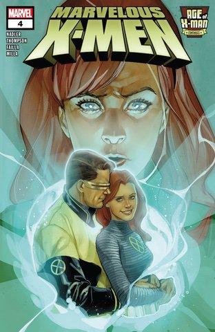 Age of X-Man: Marvellous X-Men