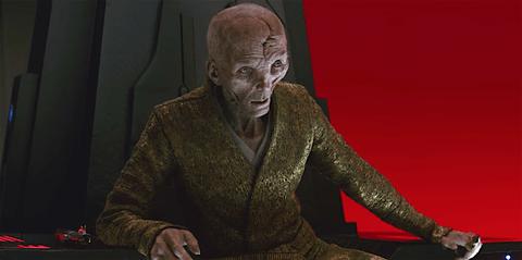 Snoke: Rise of Skywalker