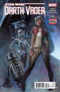 Marvel Darth Vader Doctor Aphra