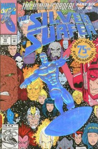 Silver Surfer #75