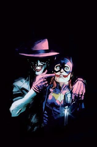 Batgirl #41 cover (2015)
