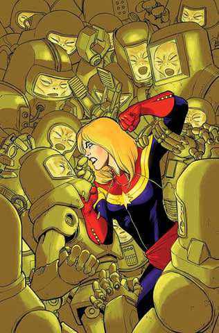 Captain Marvel #5 (2014)