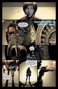 Darth Vader #3 Doctor Aphra