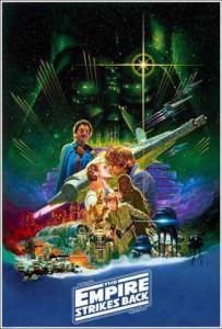 Empire Strikes Back, original poster