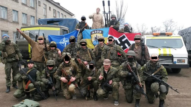 Nazi Militia in Ukraine