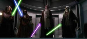 Greatest Star Wars Moments: Windu vs Palpatine