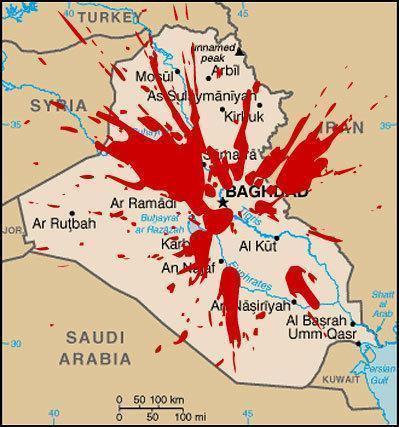 Iraq War satire