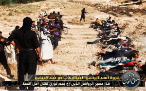 ISIS, Iraq, War Crimes