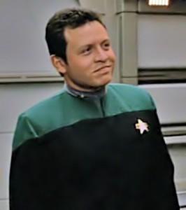 King Abdullah II: in an episode of Star Trek Voyager
