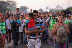 Honduran migrant caravan
