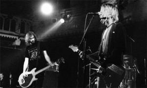 Nirvana, 1991 concert