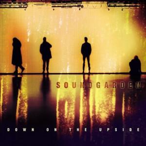 Soundgarden, Down on the Upside album cover